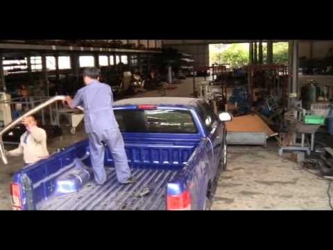 how to install roll bar