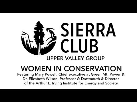 Women In Conservation-Energy