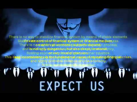 Anonymous - Financial system over economic space