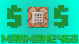 *UPDATED Currency In Minecraft Using Command Blocks! (1.8.1)
