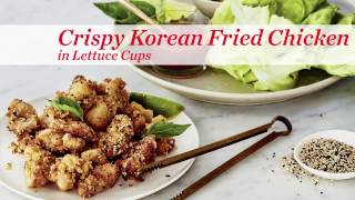 RECIPE | How To Make Crispy Korean Fried Chicken