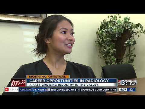 Career opportunities in Radiology