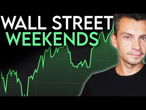 🔴 Wall Street Weekends - Lets Talk About Stocks, Money & Business