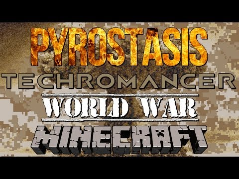 World War Minecraft Techromancer : Boiler...