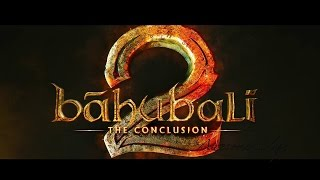 Sahore Bahubali Kareoke With Lyrics | Bahubali 2