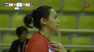 Highlights: Thailand 42-62 Malaysia - 30th SEA Games 2019 Netball