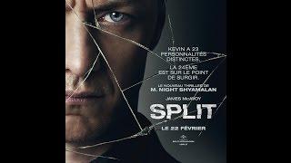 SPLIT - bande annonce VF (N. Night Shyamalan)