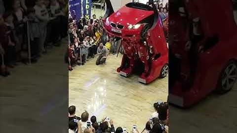 Real life transformer 😎 🙌 letrons #transformer #supercar #supercarblondie