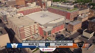 Scotiabank Game Highlights: Marlies at Phantoms (Game 3) - May 23, 2018
