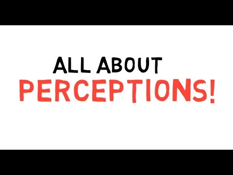 Game of your Mind - What is Perception?
