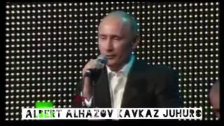 Путин поёт Эрдоган Плачет Putin Türkçesinde söylüyor