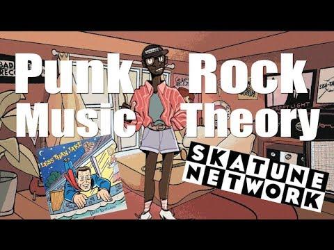 Punk Rock Music Theory Episode 1 - Bassline Analysis