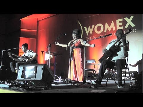 Toko Telo performs Diavola at WOMEX 2018