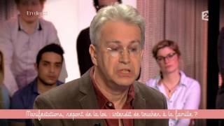 Manifestations, report de la loi: Interdit de toucher à la famille ? (2/5) - CSOJ - 7/02/2014