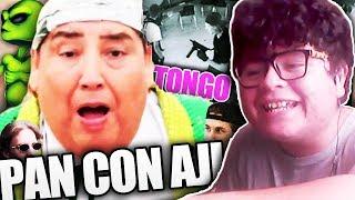 PUMPED UP KICKS - TONGO | Pan Con Ají | Videoreacción