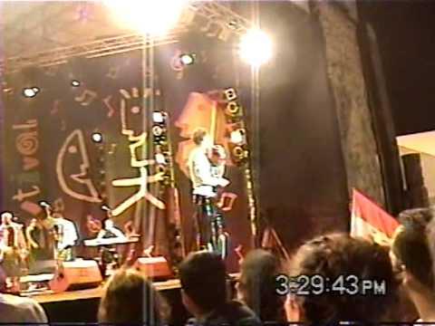 Los Conquistadores de la Salsa en Latinoamericando , Mayo 2006