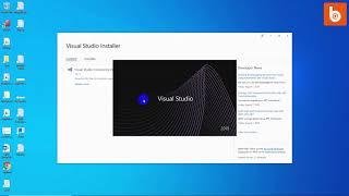 Cài gói ngôn ngữ C# cho công cụ Visual Studio