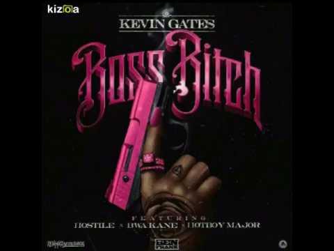 Boss Bitch - Tony Hostile ft Kevin Gates x BWA Kane x Hotboy Major (NEW 2017)