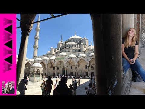 Sultan Ahmet Mosque is GORGEOUS! 🕌 The Blue Mosque In Istanbul