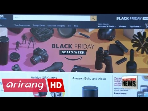 Shoppers Get Ready For Black Friday Sales