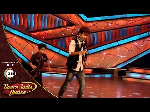 DID L'il Masters - Raghav Crockroaxz and Rohan Best Slow Motion