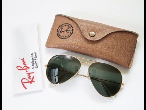 ray-ban-aviator-sunglasses-for-men---quick-review-|-how-to
