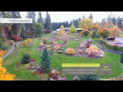 GTRE: Manito Park & Botanical Gardens