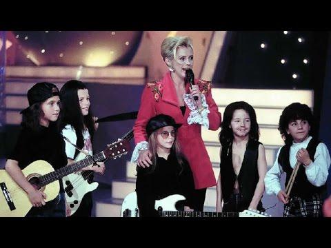 Mini Playback Show mit Marijka Armado ca. 1993  - Jury Frank Zander, Linda Feller, Ireen Sheer