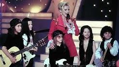 Mini Playback Show mit Marijka Armado ca. 1994 - Jury Frank Zander, Linda Feller, Ireen Sheer