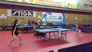 Святослав Уразов настольный теннис ИГЭУ ролик