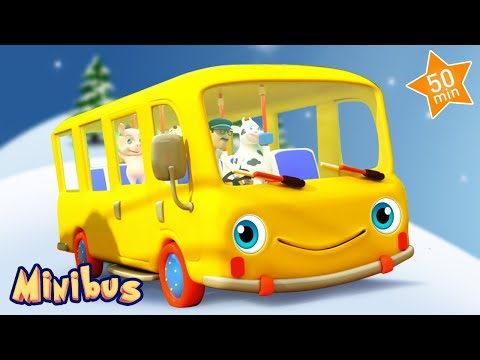 Nursery Rhymes Playlist for Children: Wheels on the Bus | Baby Songs to Dance