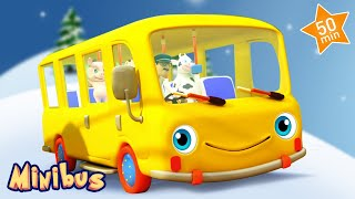 Download Mp3 Nursery Rhymes Playlist For Children: Wheels On The Bus | Baby Songs To Dance Gudang lagu