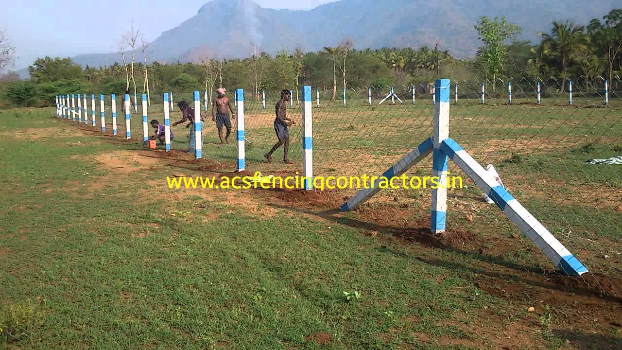 Tata Fencing Contractors In Karaikal Sirkazhi