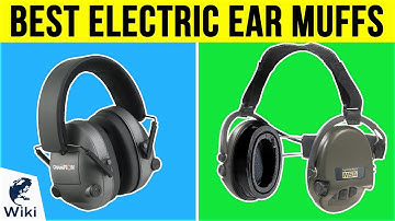 10 Best Electric Ear Muffs 2019