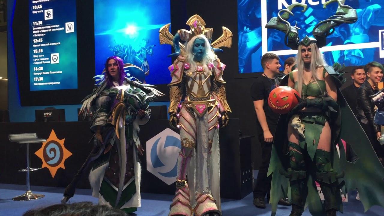 ИгроМир 2018: Победители косплей-конкурса Blizzard