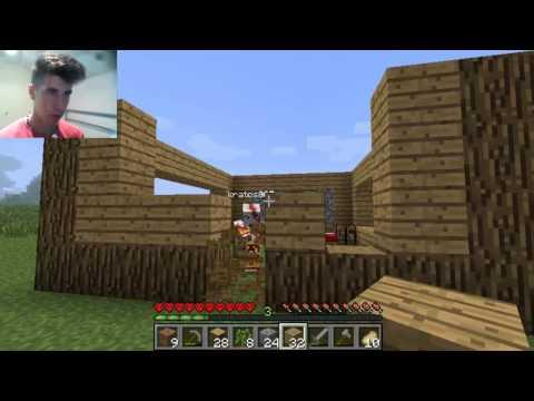 Minecraft Hardcore: co-op /w Bercea (kratos) Sez #2 Ep #1