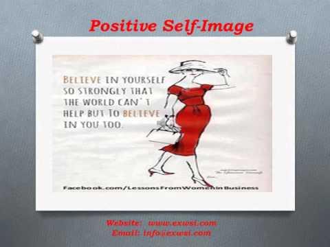 Positive Self Image Tip