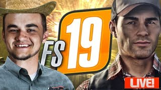 LIVE! Farming Simulator 19 -