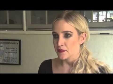 2013   Chicago Ashlee Simpson Interview