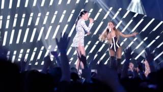 Jessie J Ft Ariana Grande and Nicki Minaj - Bang Bang Live (VMA 2014)
