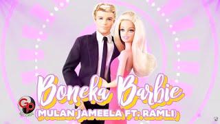 mulan jameela feat ramli boneka barbie video lirik