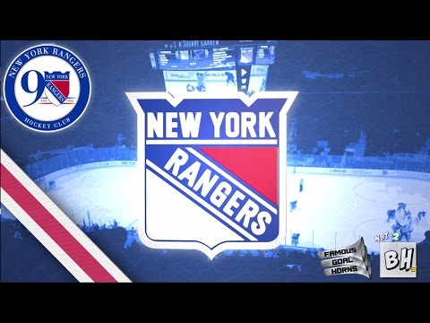 New York Rangers 2017 Goal Horn