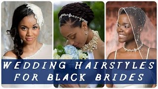 35 Best wedding hairstyles for black brides
