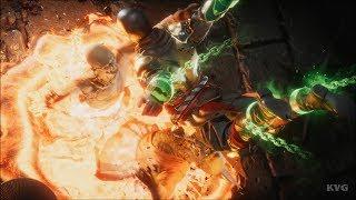 Mortal Kombat 11 Shang Tsung Gameplay PS4 HD 1080p60FPS