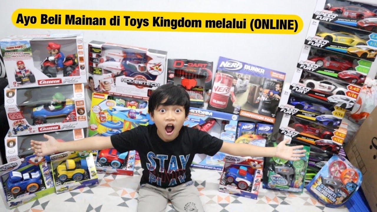 Ayo Beli Mainan Toys Kingdom Disini (Cek Deskripsi)