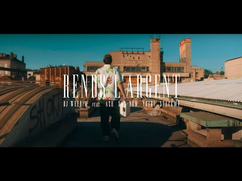 Youtube: Dj Weedim feat. A2H, San-Nom, Youri & Stxckmv – Rends l'argent (Clip officiel)