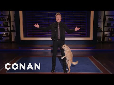Cover Lagu The Real Reason Wednesday Is Called Hump Day - CONAN on TBS stafamp3