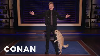 The Real Reason Wednesday Is Called Hump Day - CONAN on TBS