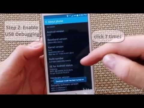 [Jihosoft Android Data Recovery] How to Retrieve Deleted/Lost Data from All Android Devices