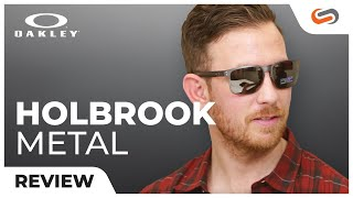 Oakley Holbrook Metal Review | SportRx